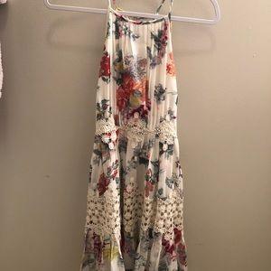 Anthropology Ranna Gill Floral Dress NWT!